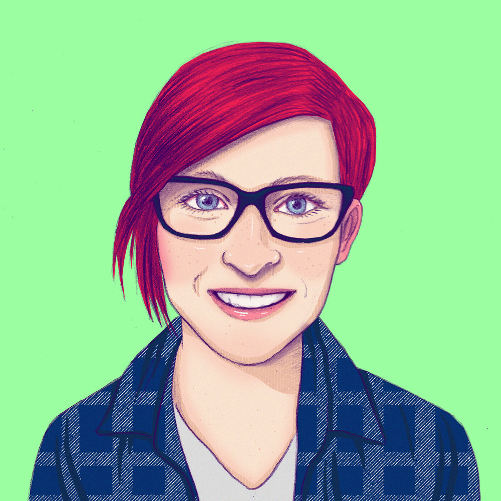 Portrait of Julia Beth