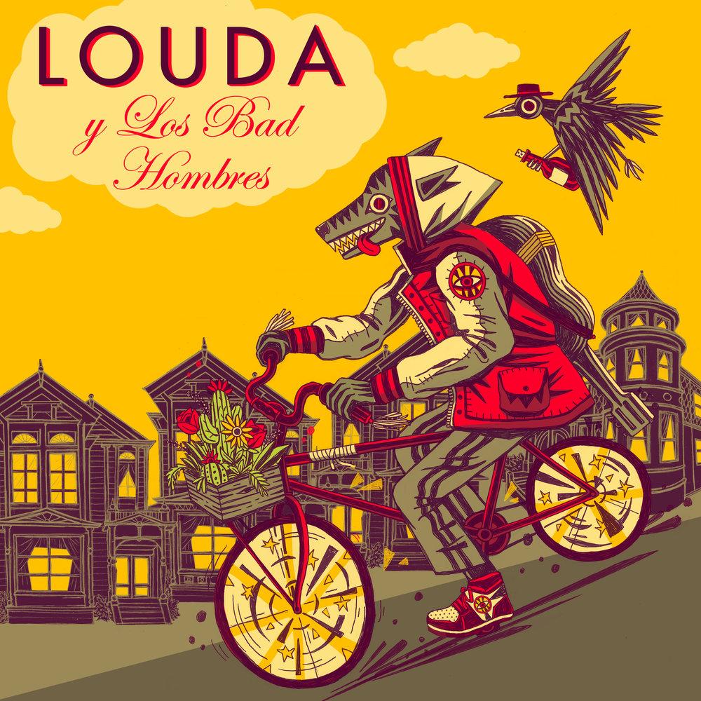 Louda y Los Bad Hombres