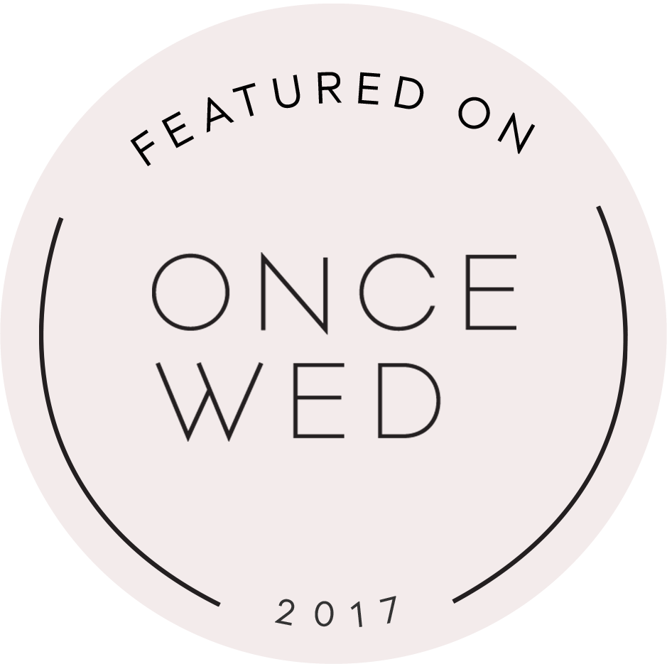 Revelle bridal oncewed badge featured on 2017g junglespirit Choice Image