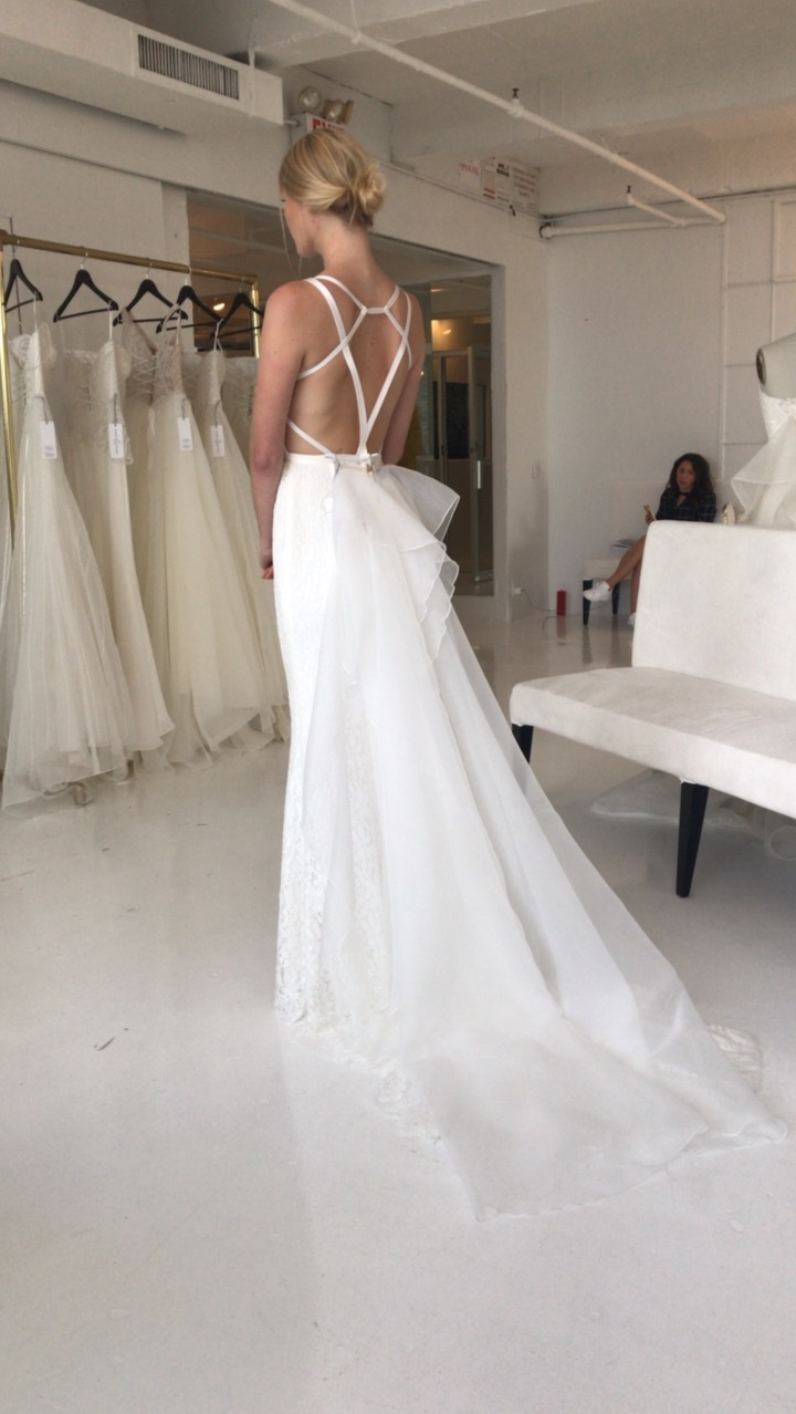 That back tho - gown by Karen Willis Holmes