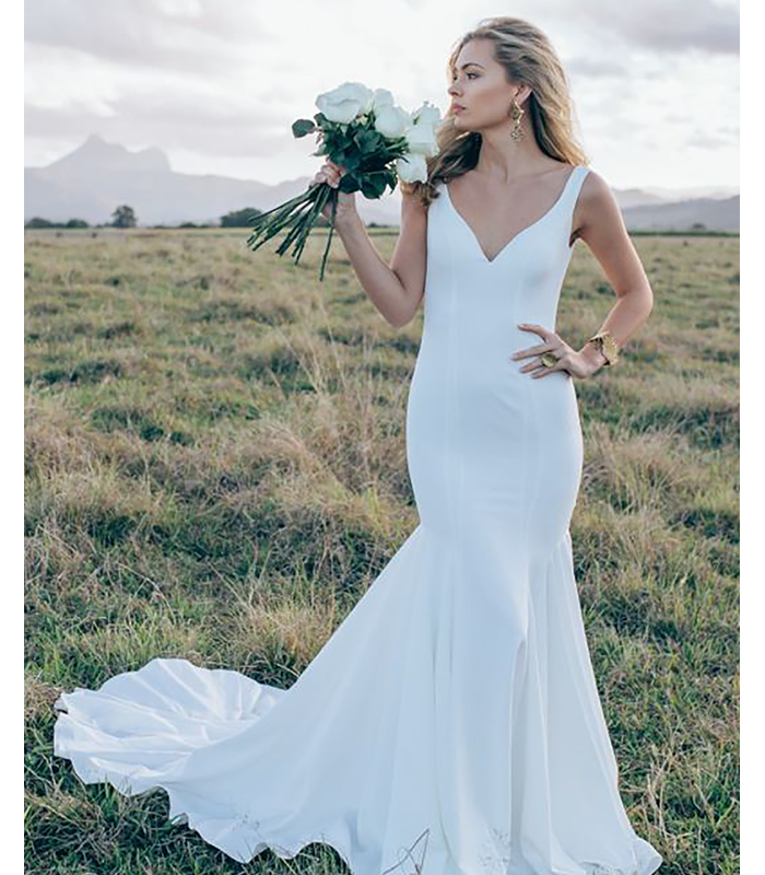 Ottawa wedding dress boutique in Westboro Revelle Bridal