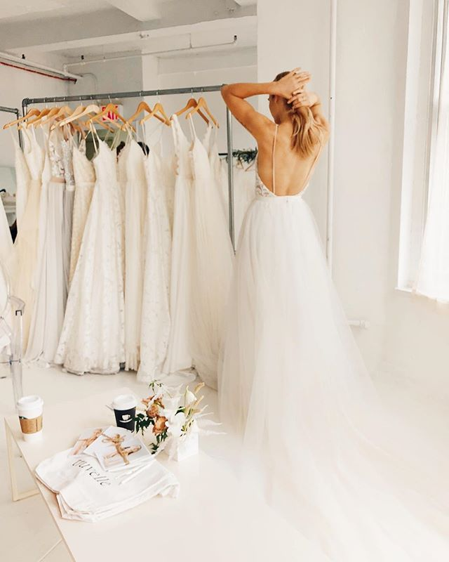 T R U V E L L E  Trunk Show Alert !! This weekend only, the entire @truvellebridal collection will be at Revelle. If you've always dreamed of being a Truvelle bride, you won't want to miss this ❤️ • Book an appointment now. All Truvelle gowns will be 10% off this weekend only. We can't wait to meet you ❤️ • #trunkshow #canadiandesigner #madeinBC #madeinCanada #truvelle #bride #bridal #weddings #weddinggowns #bridalfashion #sayyestothedress #engaged #marriage #ottawa #bridalboutique #yowbride #ottawaweddings #wellingtonwest #revellebride #revellebridal #revelleweddings