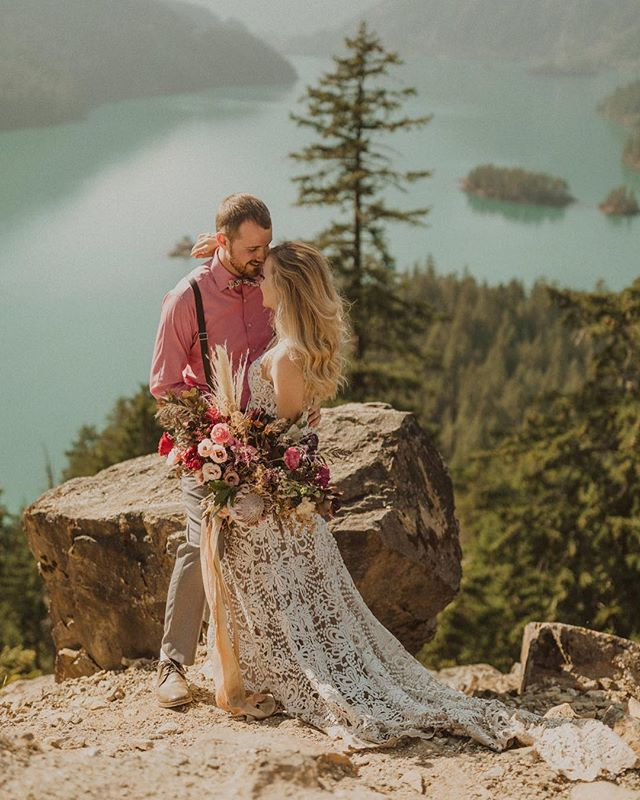 This dreamy elopement was just featured on @greenweddingshoes and it's kind of a big deal ! Check out the rest of the gorgeous shots of our beautiful bride @jacquie.kuntze and her hubby Owen on the blog (link in our Bio), we promise you won't be disappointed 💕 Photo @dawn_photo / @brinaphotography / Hand Lettering Artist @kalenrivers / Florals @goodseedfloral / Dress  @madewithlovebridal from @revellebridal 💕 • #justmarried #shesaidyes #MWLgirl #MWLSasha #thedress #realbrides #greenweddingshoes #ottawaweddings #ottawa #ottawabride #yowbride #wellingtonwest #bridalshop #bridalboutique #weddingplanning #bride #bridal #married #weddings #revellebride #revellebridal #revelleweddings
