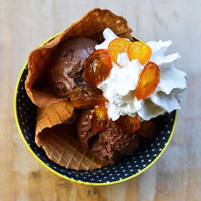Sundaes on Sunday at Selamat