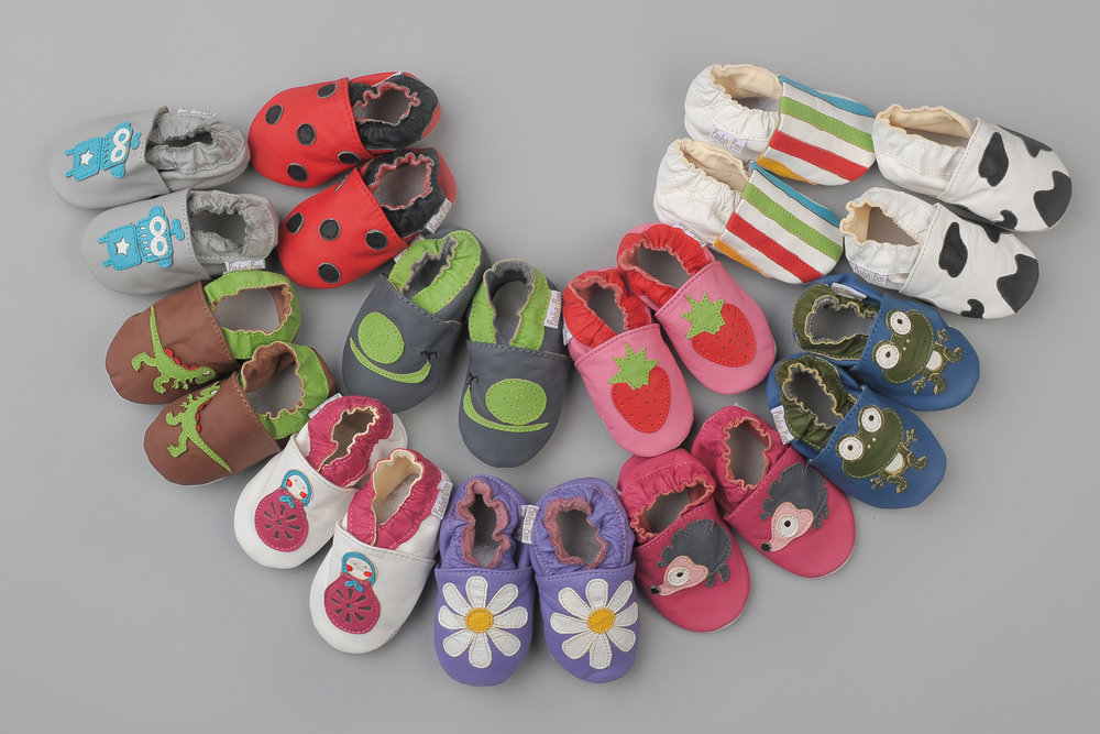 Baba & Boo Branded Shoes