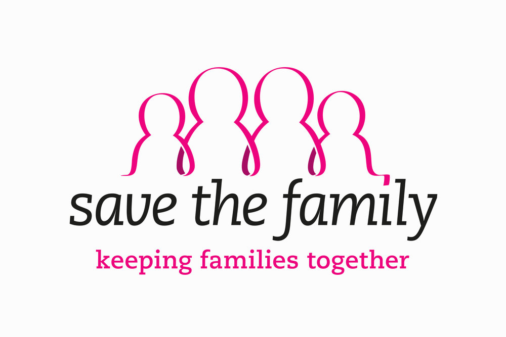 Save The Family Logo