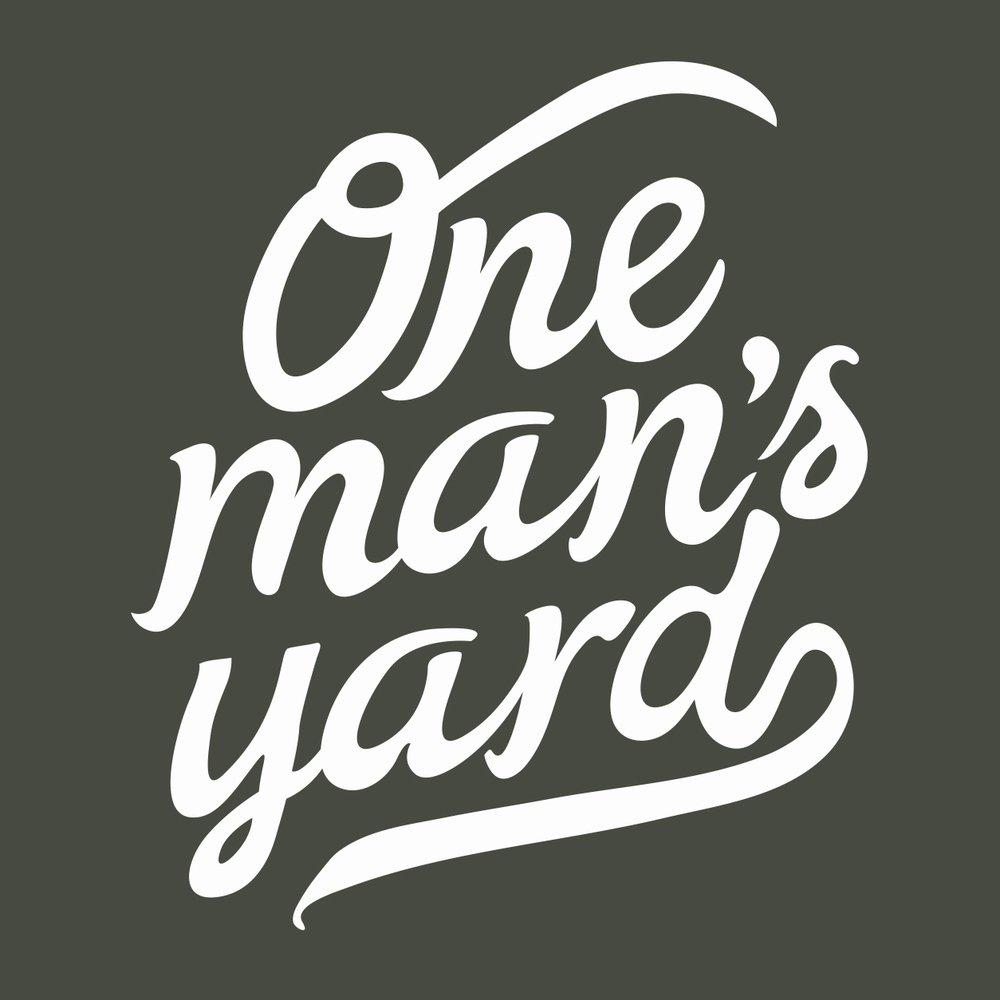One Man's Yard
