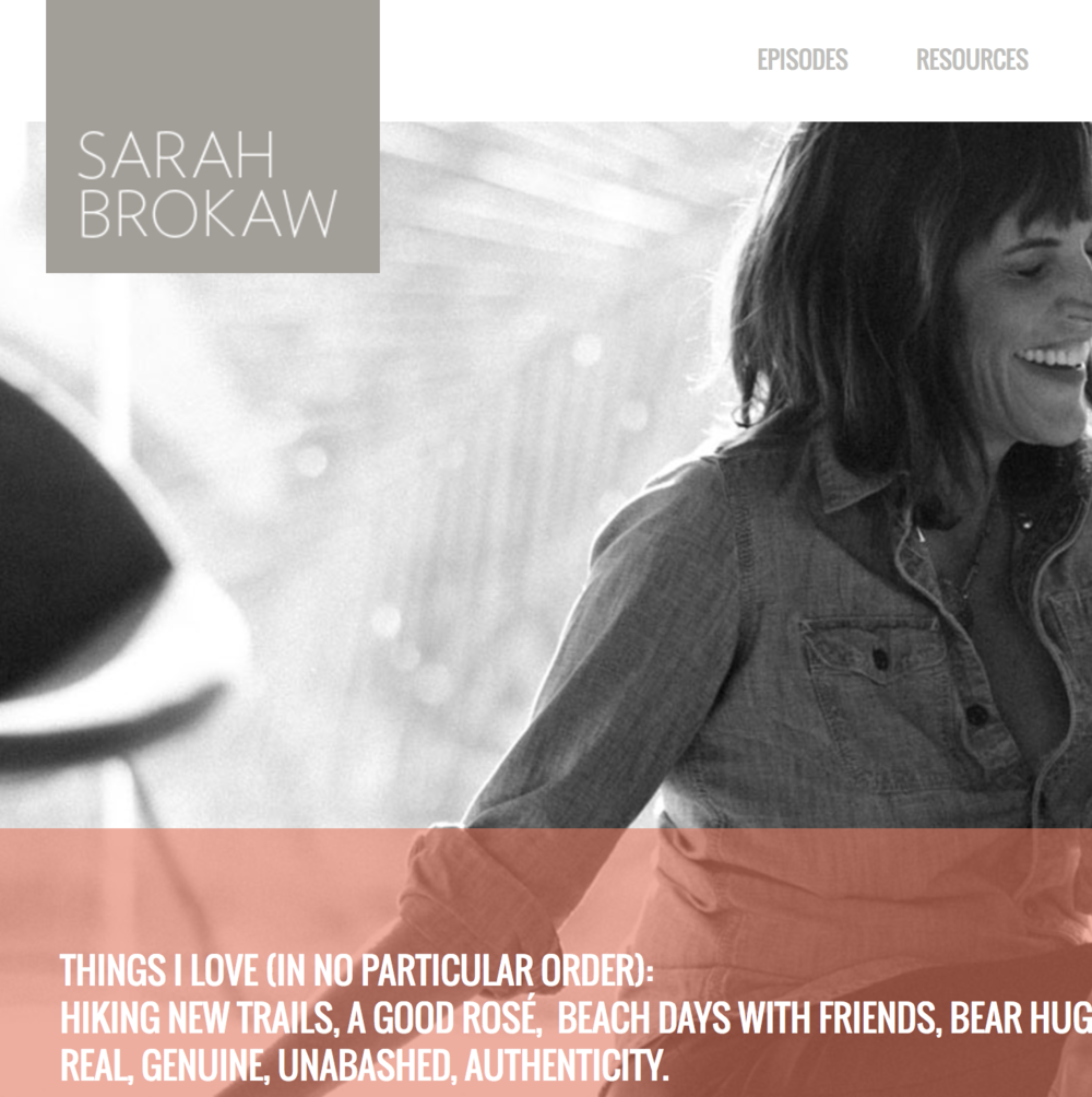 Sarah Brokaw - Shared Secrets - Mila Morgan Studio - Microcurrent Therapy