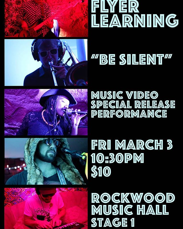 Friday night y'all!!! #soulmusic #funk #live #musicvideo #nyc @rockwoodmusichall #flyerlearning #musicians @1221mediaent