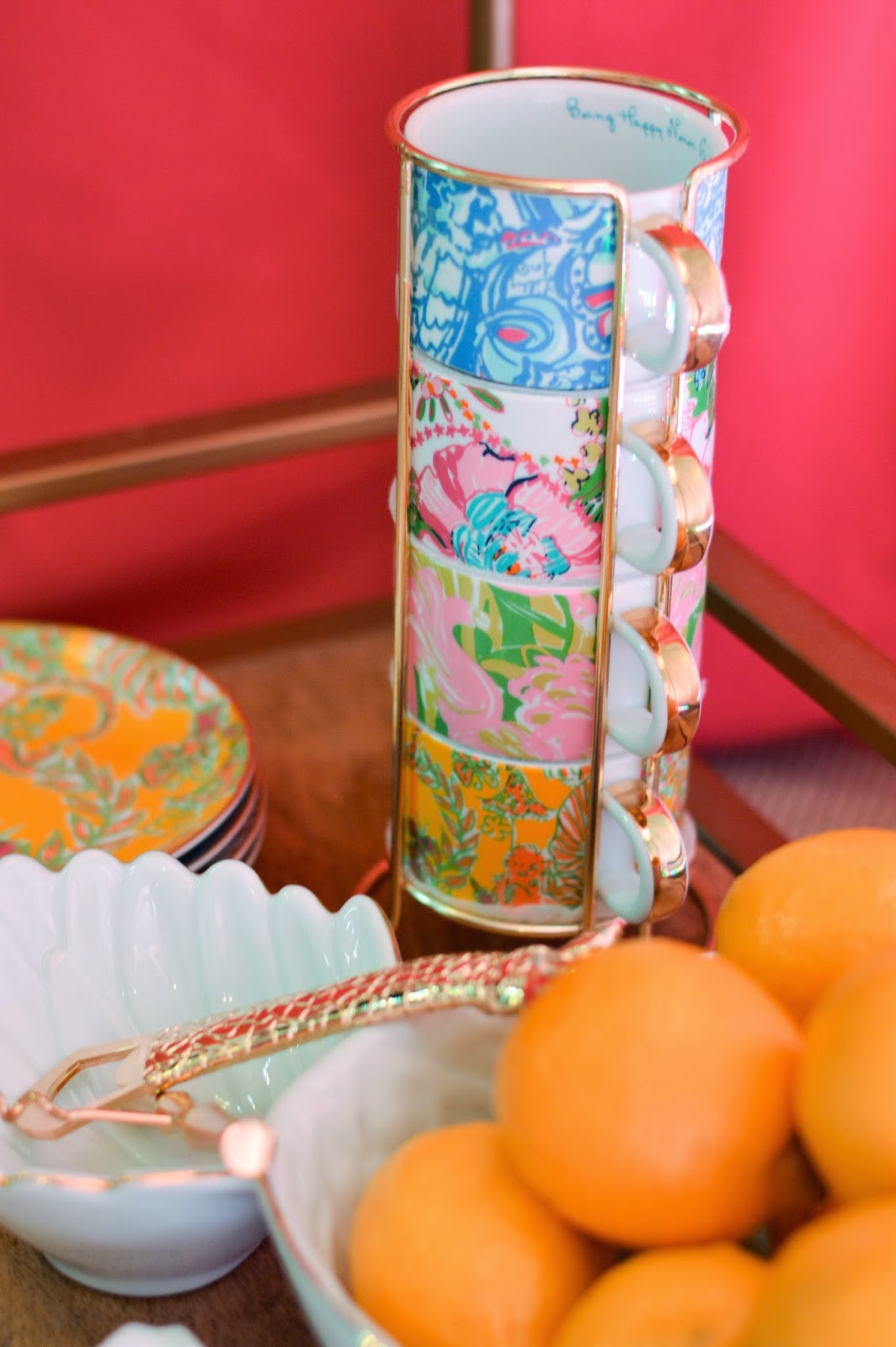 Lilly Pulitzer Mugs