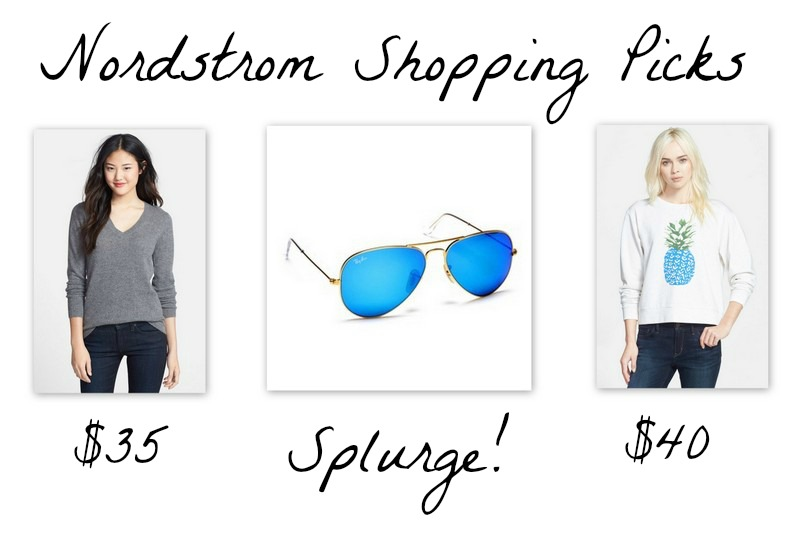 Nordstrom Triple Points