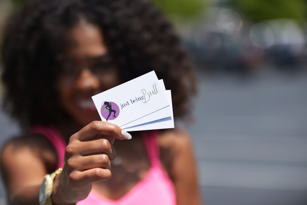 Just Being Britt Britany Jenkins JustBeingBritt Blogiversary Giveaway Fitness Blogger