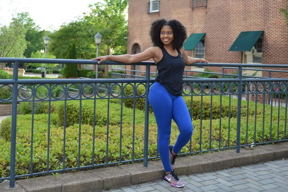 Fitness Lifestyle Blog Brittany Jenkins Be an Eleven by Venus Williams Brand Ambassador
