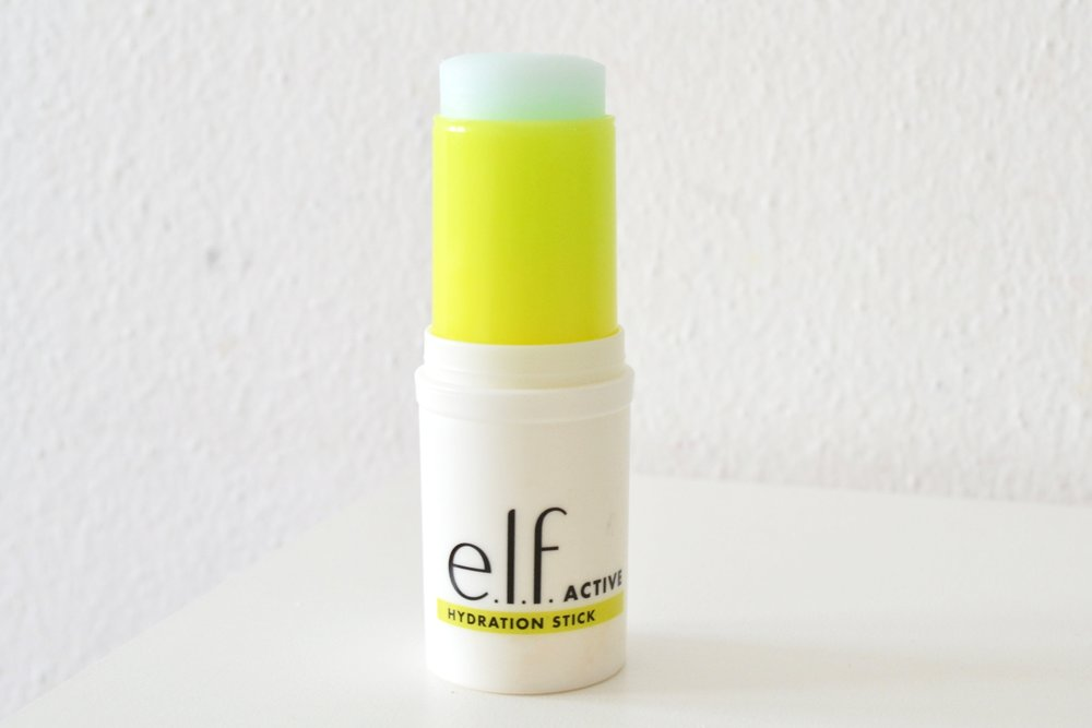 fitness beauty lifestyle blog Just Being Britt e.l.f. ACTIVE collection review