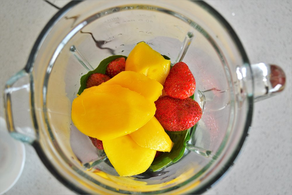 Just Being Britt Jenkins Fitness Lifestyle Beauty Blog Summer Fruit Ideas Smoothies