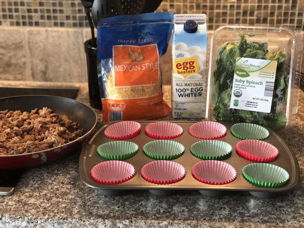 Just Being Britt Jenkins Fitness Beauty Lifestyle Blog Egg White Muffins
