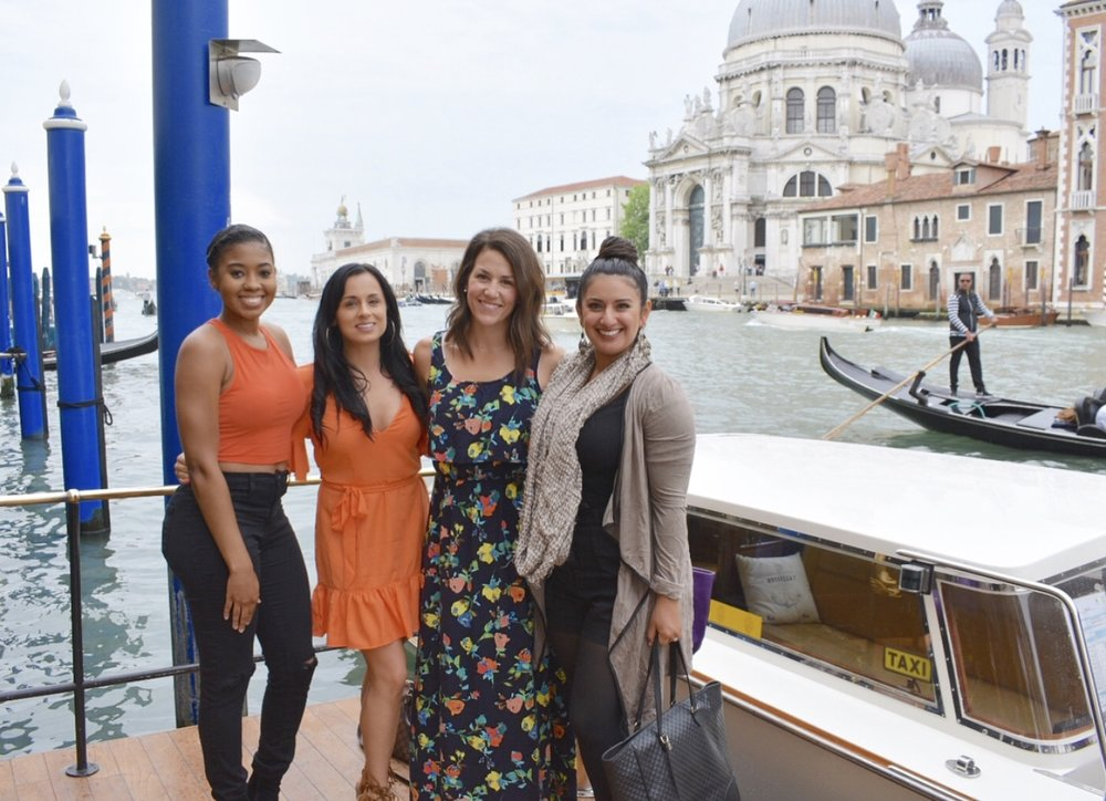 Just Being Britt My First Trimester Venice Italy Basketball Wives