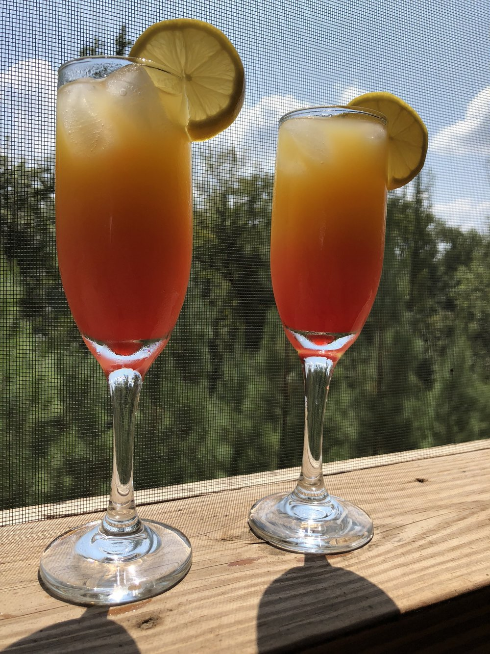 VIRGIN TEQUILA SUNRISE -