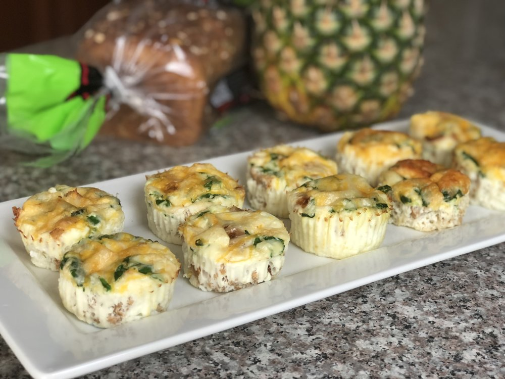 Just Being Britt Fitness Beauty Lifestyle Blog Pregancy Egg White Muffins