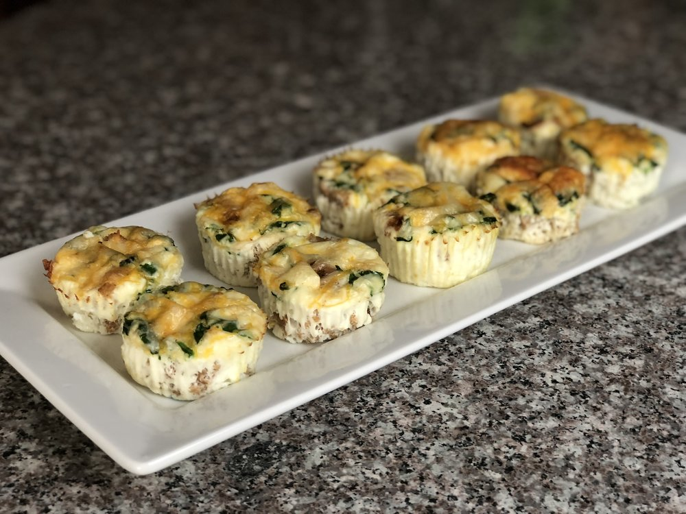 Just Being Britt Fitness BEauty Lifestyle Blog Egg White Muffins