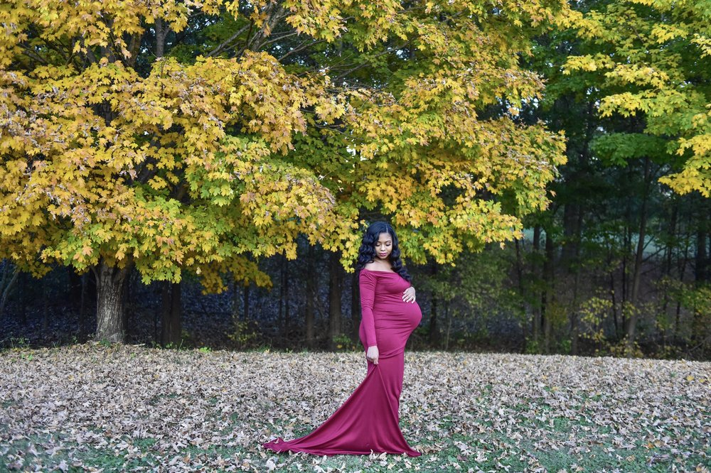 I'm 36 weeks pregnant this week and I'm feeling every bit of it! Braxton Hicks contractions are happening more often, my feet are starting to swell a bit and my stretch marks have officially settled in. A part of me is having a difficult time adjusting to all of these changes when I think about my pre-pregnancy body. I know nothing will be the same, but I'm learning to embrace all of that because I'm so close to meeting my miracle that I've fallen so in love with already!