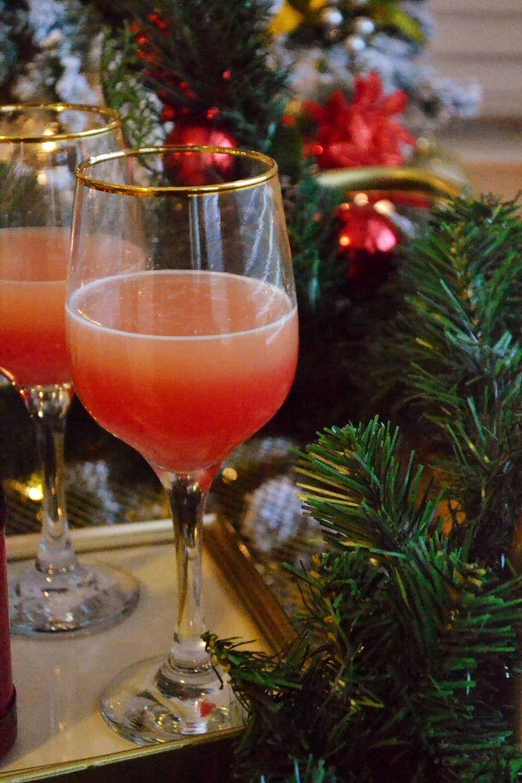 Just Being Britt Brittany Jenkins Merry Mocktail Holiday Pregnancy Mocktail Recipes #BabyJenkinsJourney