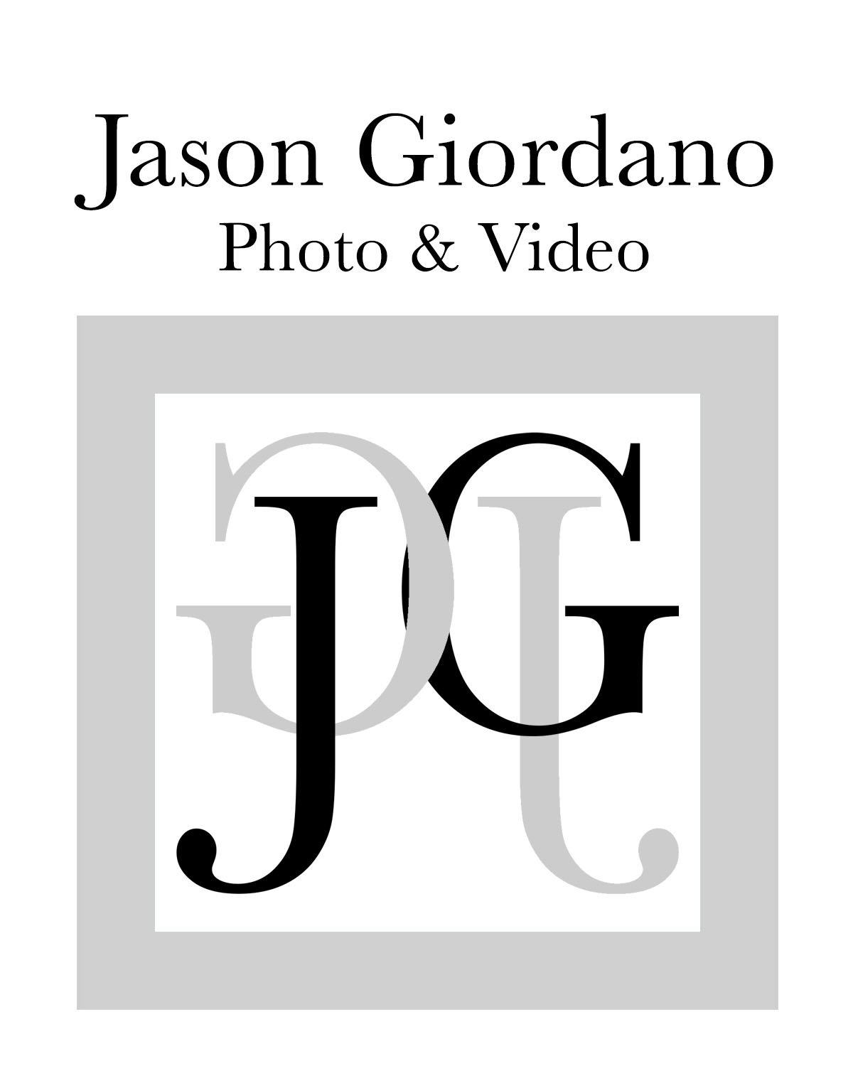 Jason Giordano Wedding Photography | NJ  Wedding Videography