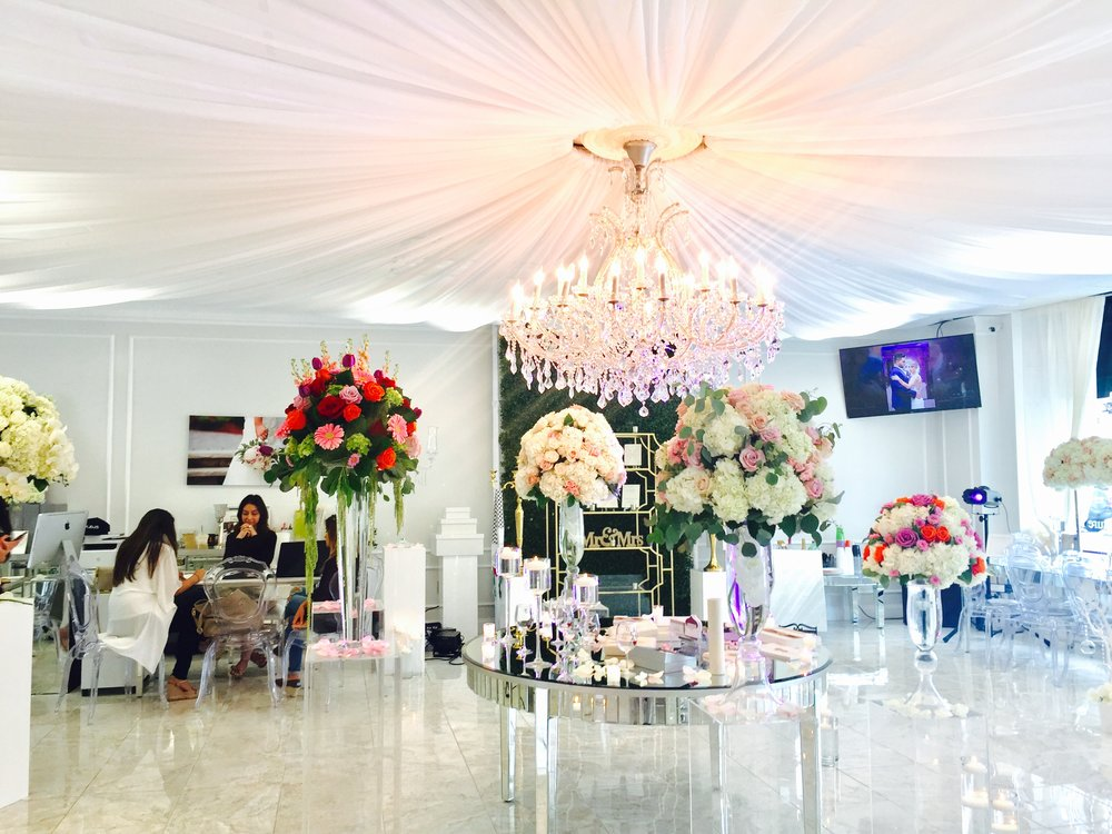 The Bridal Suite open house. The best way to get all of your questions answered.