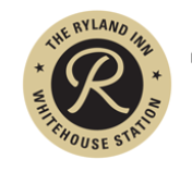 The Ryland Inn in Whitehouse Station, NJ