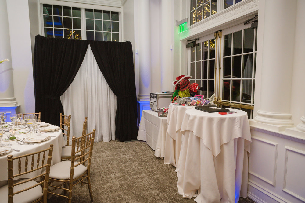 Our Enclosed booth - Based out of Little Falls, NJ We have many options to choose from. This booth fits up to 8 people. Jason Giordano Photography would love to bring the entertainment to your special event. Nothing beats the spontaneous and fun-filled memories that are created for guests of all ages