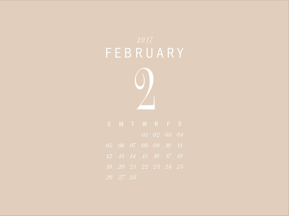 2017-Free-Minimal-download-desktop-calendar-February-by-The-Savvy-Heart.jpg
