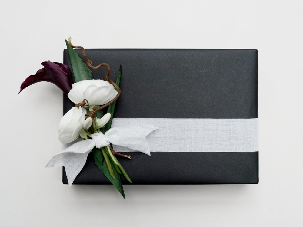 An Elegant and Easy Mother's Day Gift Wrapping Idea by The Savvy Heart.jpg