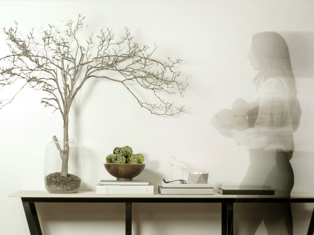 Fall to winter decorating ideas for a timeless modern home u the