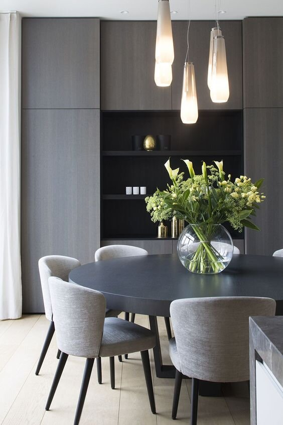 7 Round Dining Table Chair Combinations For Every Style Tips For Pairing The Savvy Heart
