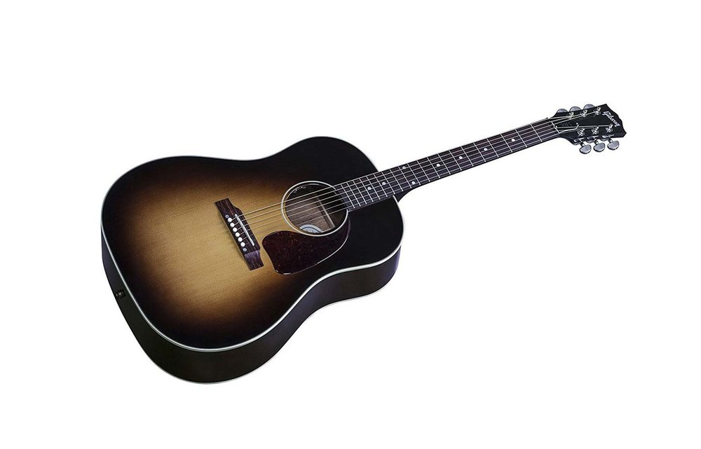 Tony Goffredi, Gibson J-45 (Great Acoustic/Electric) Versatile Guitar with great sound