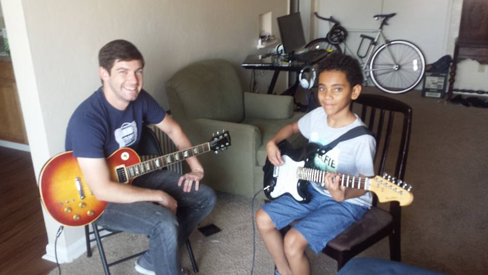 Tony Goffredi, Music Coach, Guitar Instructor, Guitar Instruction For All Ages