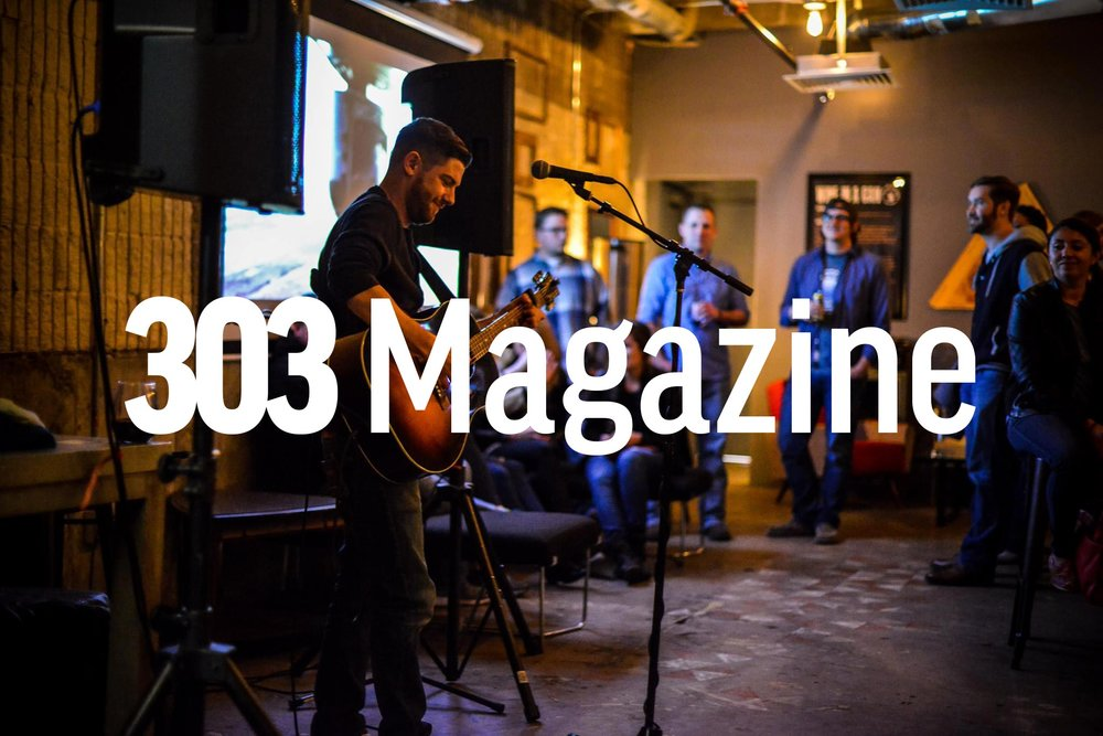 "Tony Goffredi - 303 Magazine - New Music October 2017 ""Life Is..."""