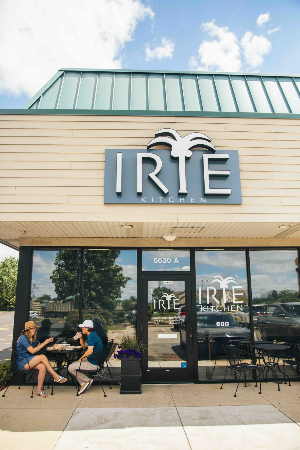 Irie Kitchen