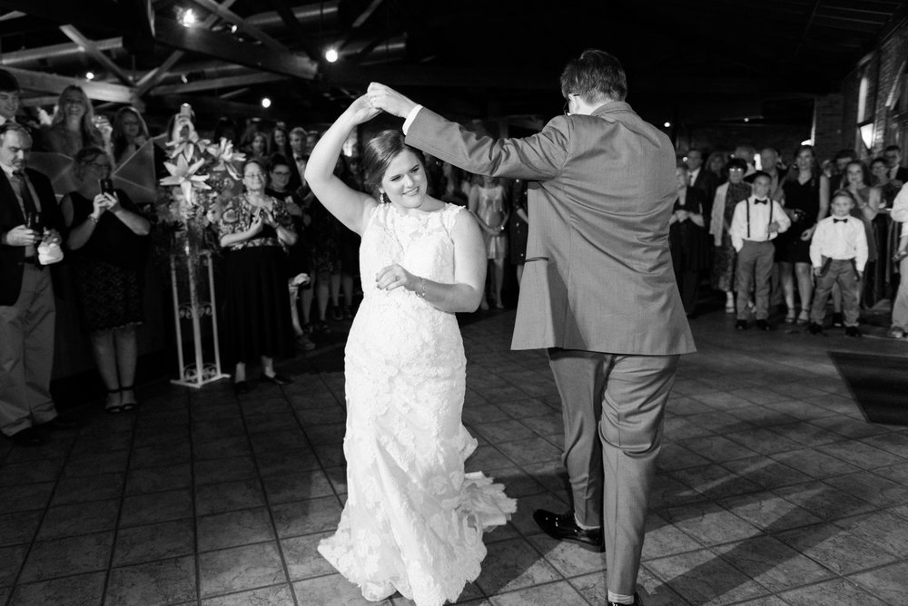 There are SO many great dancing shots of these two. They just know how to boogie.