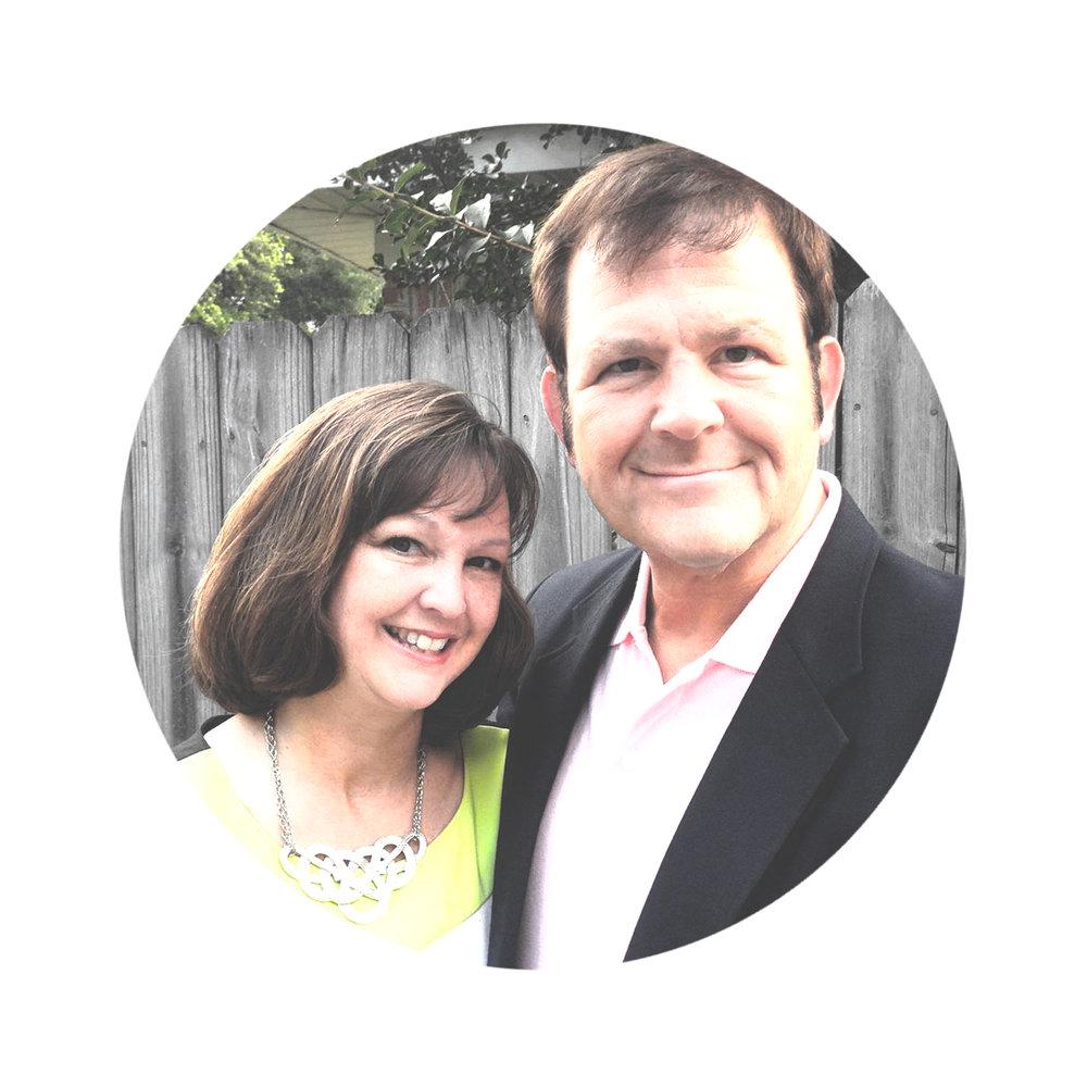 Pastor David and Angela Carpenter