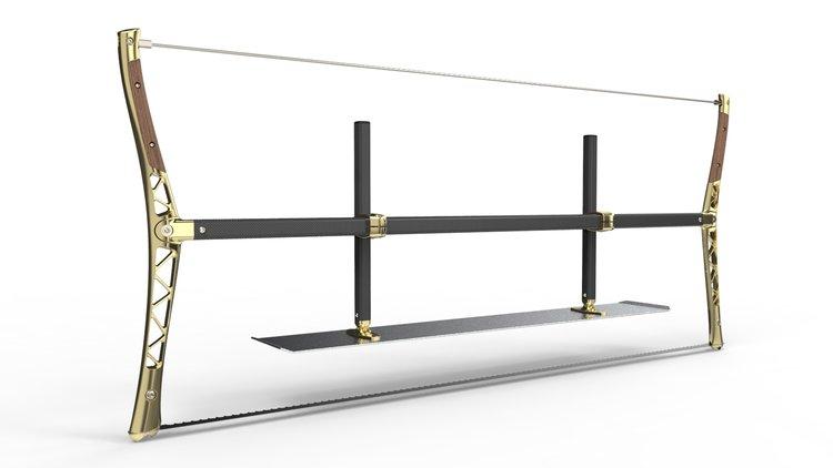 Convertible Frame Saw — Pixel & Timber