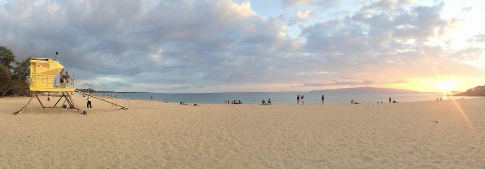 Big Beach, Maui, HI (photo by:  Soul Strength Yoga & Fitness )