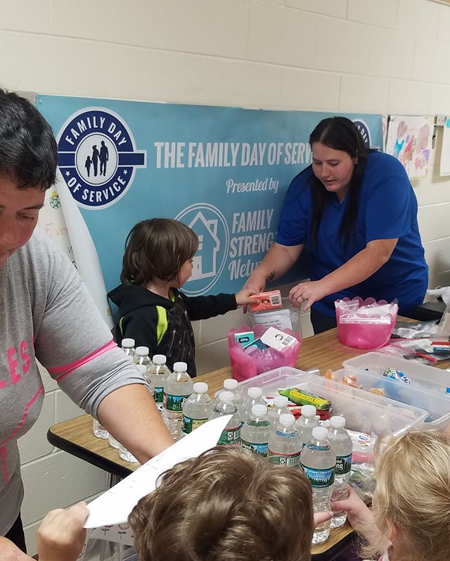 Maurice River Elementary School made homeless care packages and made toys for animal shelters. #fds2018 . . . . #southjersey #mauriceriver #newjersey #nj #homelesscarepackage #animalshelter #animalstoys #elementaryschool