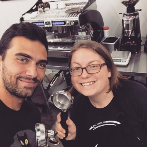 There are few things in life that make me happier than a clean espresso bar, and frankly, they're too nerdy to list. So let's review some reminders - because clean is clean, and dirty is not clean!
