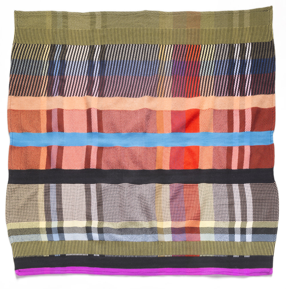 The Blanket Project, SW/TWM a collaboration with The Weaving Mill