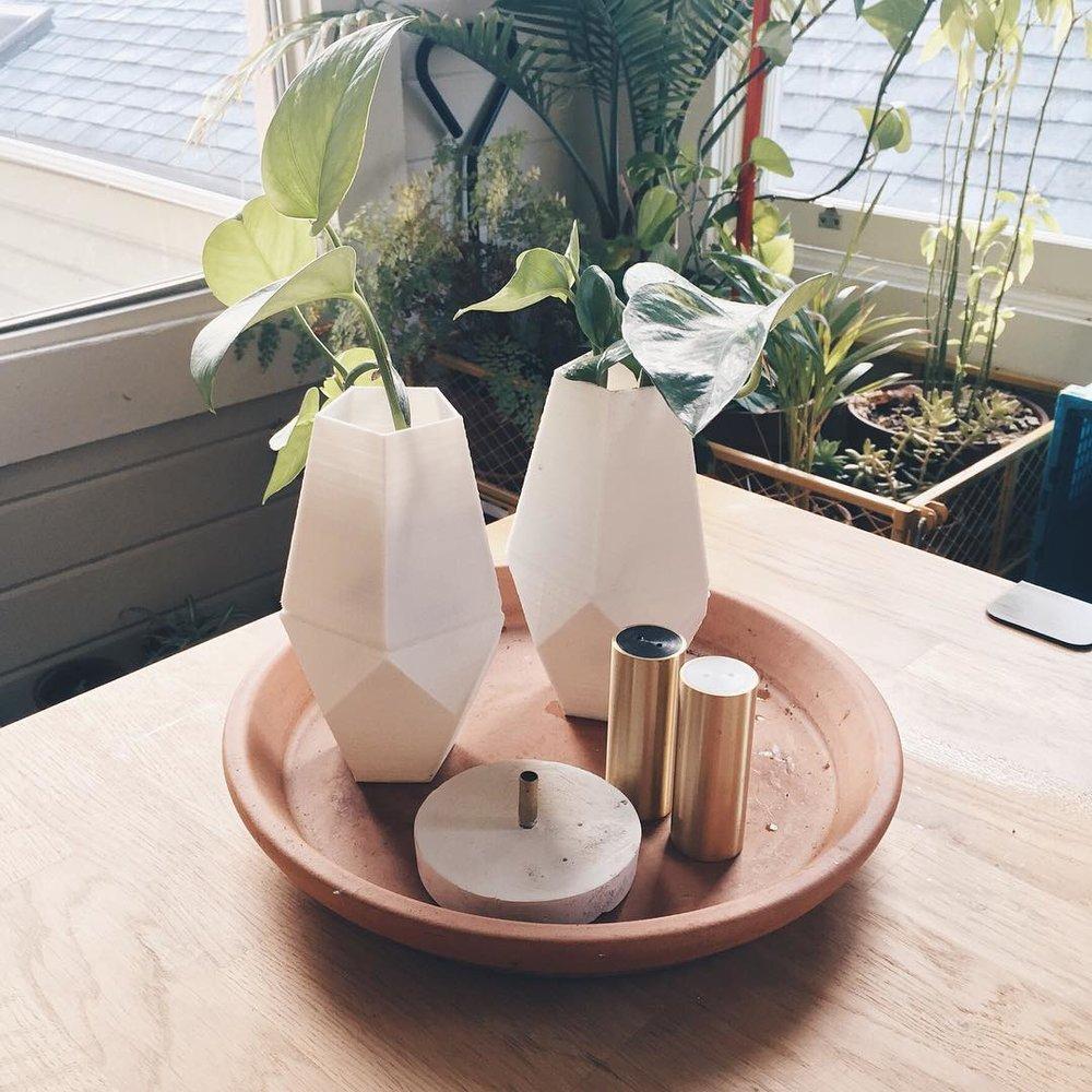 Vase and incense burner