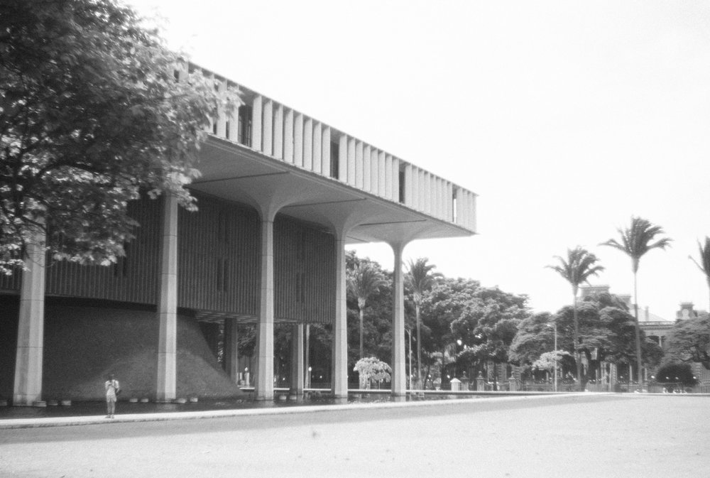 Modernist architecture in Hawaii