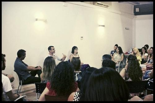Realizando en Valencia, España; el taller: Conecta con tu auténtico potencial