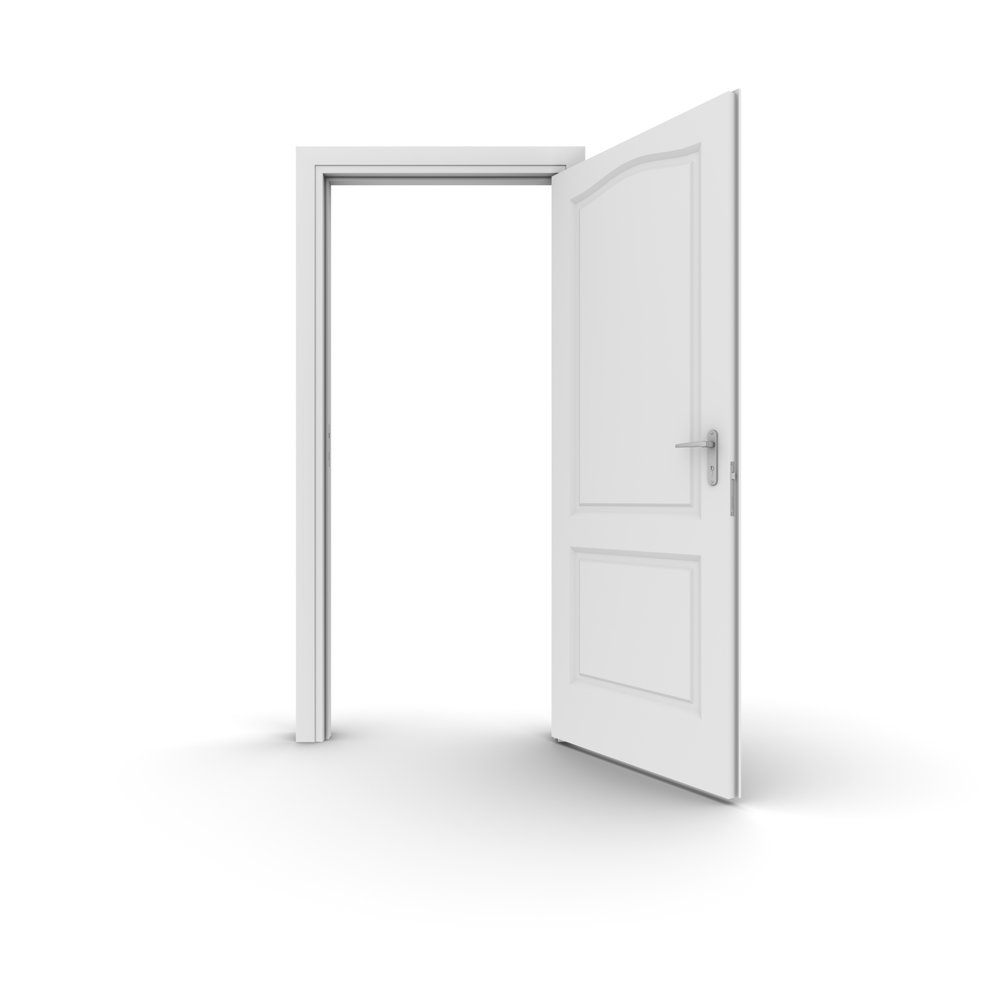 Sala Virtual - Haz clic en la puerta para acceder