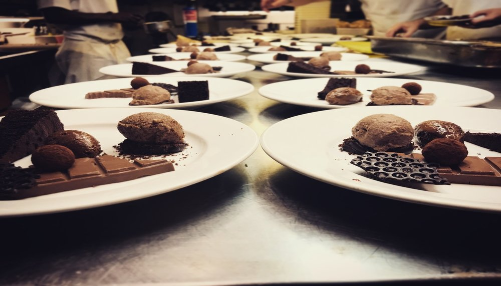 Chocolat (2000)    Venue:  Parlour - Kensal Rise    Menu